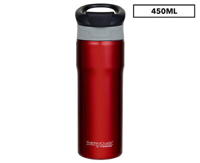 Thermos THERMOcafé Vacuum Insulated Travel Mug 450mL - Red