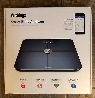 Withings WS-50 Waage Smart Body Analyzer
