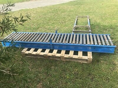 Saw Bench Conveyor Rollers