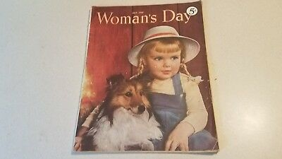 Woman's Day Magazine, July 1949, Great Vintage Articles & Advertisments