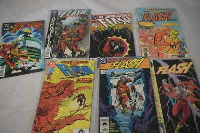 Collection of DC Comics The FLASH