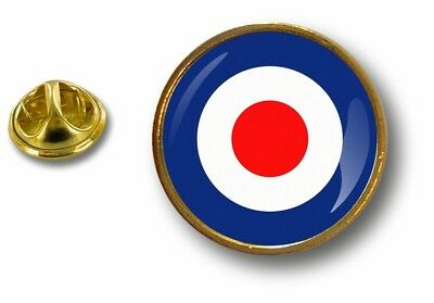 pins pin badge pin's metal button drapeau cocarde air force militaire raf uk