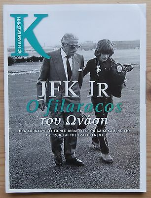 """k"" 16 Nov 2014 Greek Mag Jfk Jr & Onassis Irvin Yalom K. Knightley Taylor Swift"