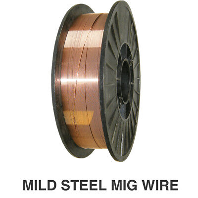 Mig Welding Wire A18 5KG 0.6mm, 0.8mm, 1.0mm Mild Steel - Fast Delivery
