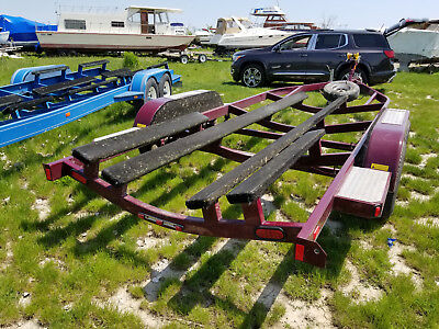 Boat trailer for 24' Sea Ray Sundeck