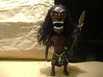 Zuni Doll Trilogy Of Terror 8.75 Inches