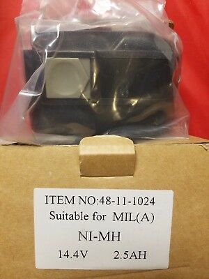 new Battery fits Fromm P321 P322 P323 14.4V 2.5AH, 48-11-1024