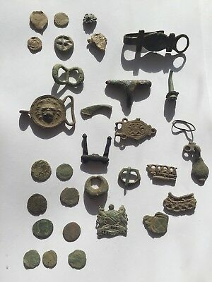Metal detecting finds. Quality finds :)