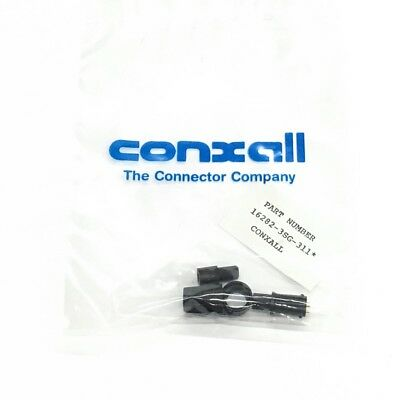 Conxall/Switchcraft 16282-3SG-311 Standard Connector, 3-Pin, Female, Solder Cup