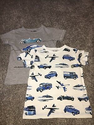 Boys T-Shirts From Next Age 2-3 Years