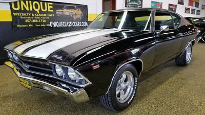 Chevrolet Chevelle  1969 Chevrolet Chevelle SS Tribute, 454, 4speed TRADES?
