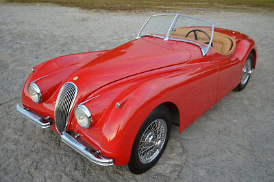 Jaguar XK120  BEAUTIFULLY RESTORED XK120 ROADSTER