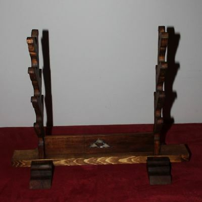 Japanese samurai sword - katana kake - 6 tier for katana / wakizashi HOJO Design