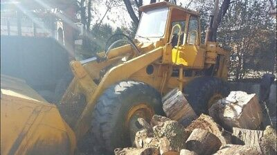 2001 IHC Front End Loader, Year Unknown, Being Sold for Parts