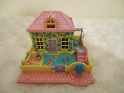 Vintage Polly Pocket 1994 Nursery School Playset