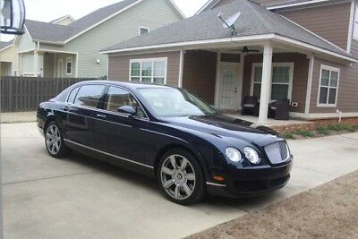 2008 Bentley Continental Flying Spur  2008 Bentley Continental Flying Spur