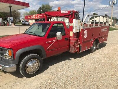 1998 Chevy 3500HD Tire Service Truck