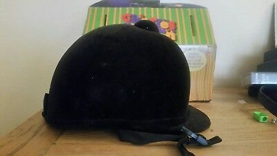 charles owen show jumping   horse  riding hat size 59