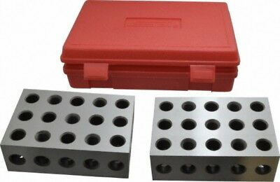 SPI 13-671-3 Precision 2-4-6 Block Set Hardened and Ground Steel with Case