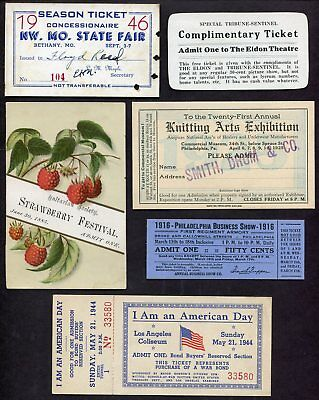 Large lot of Exposition & World's Fair Postcards & Misc. Forty plus pieces!