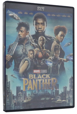 Black Panther DVD Brand New and Sealed Fats & Quick Post