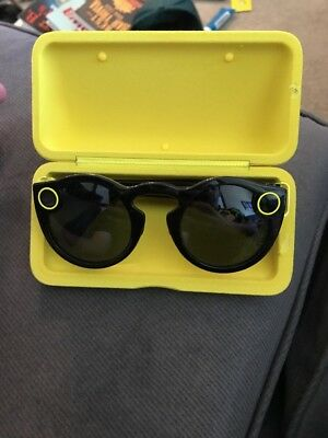 Snapchat Spectacles - Black