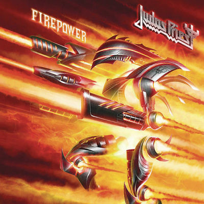 Judas Priest - CD NEW Firepower 190758048321 NOW SHIPPING!