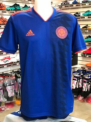 7f643c8b1 adidas Men s Colombia AWAY soccer Jersey 2018 world cup SHIPS Priority Mail