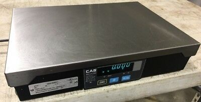 30 LB x 0.01 LB Cas PD-II Pos Interface Scale Dual Display. Our #2