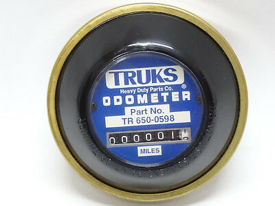 Truks Heavy Duty Parts Co. Tr 650-0598 Hubodometer