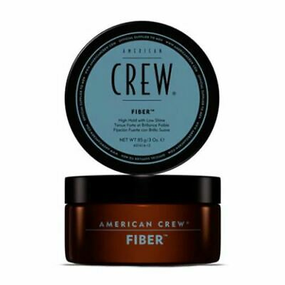 American Crew Fiber 85g High Hold Low Shine Matte Finish