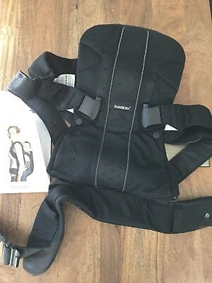 Baby Carrier - Baby Bjorn Carrier One Air Mesh Preloved
