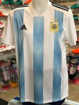 3cccb1ea2 adidas Men s Argentina HOME SOCCER Jersey 2018 world cup MESSI AVAILABLE