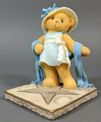 **MINT** Cherished Teddies ~ Bette - 1999 You Are The Star Of The Show (533637)