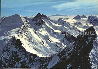 12004389 Moench BE Jungfrau Mont Blanc Eiger  Moench