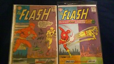 The Flash 139 and Flash 153 1st and 3rd appearance professor Zoom reverse Flash