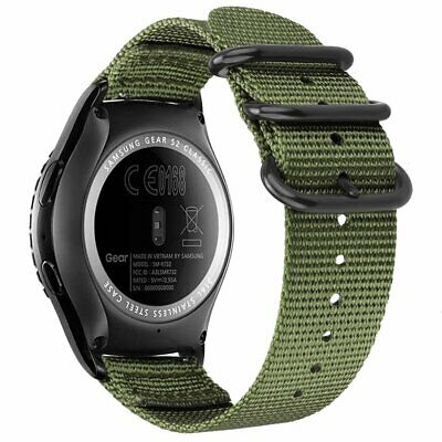 Nylon Strap Bands for Samsung Gear Sport / Gear S2 Classic / Galaxy Watch 42mm