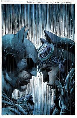 BATMAN #50 JIM LEE VARIANT EDITION TIEING THE kNOT??? PREORDER 07/04/18
