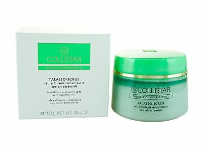 Collistar Talasso-Scrub Revitalising Exfoliating Salts 700g - Damaged Box