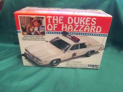Mpc The Dukes Of Hazzard Model1/25 Sealed Unopen