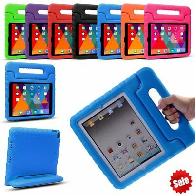KIDS SHOCKPROOF EVA FOAM STAND CASE COVER FOR APPLE iPAD 2 3 4 AIR TABLETS k