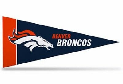 NFL Denver Broncos Mini Pennant by RICO Industries