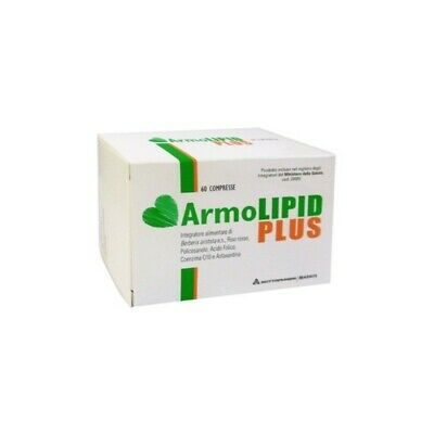 MEDA PHARMA Armolipid Plus Integratore Alimentare 60 compresse