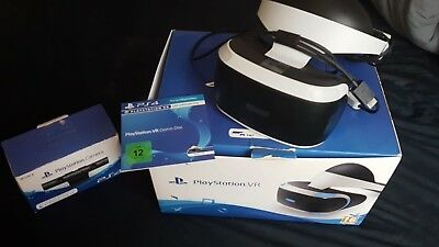 Sony Playstation Ps 4 VR Brille