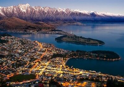 1 x return flight Gold Coast to Queenstown 16-28 Jul (4 tix available)