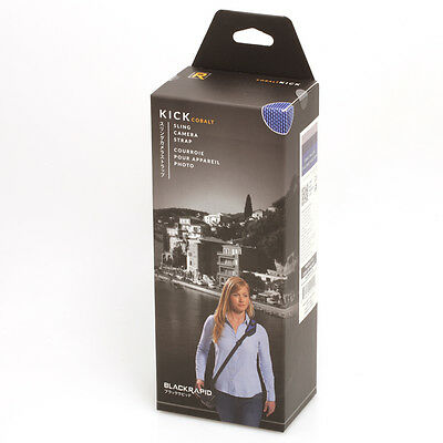 BlackRapid Black Rapid KICK Cobalt Sling Camera Strap