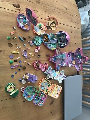 polly pockets vintage