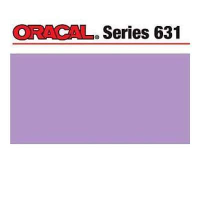 NEW Oracal 631 Matte Adhesive Vinyl 12In. X24in.  Sheet - Lilac