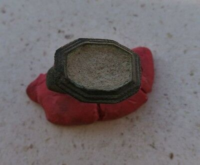Roman Legion General Antiques Bronze Ring!! 100Ad Legion, Intaglio, Signet!!