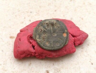 Roman Legion Empire Bronze Ring 100Ad!!